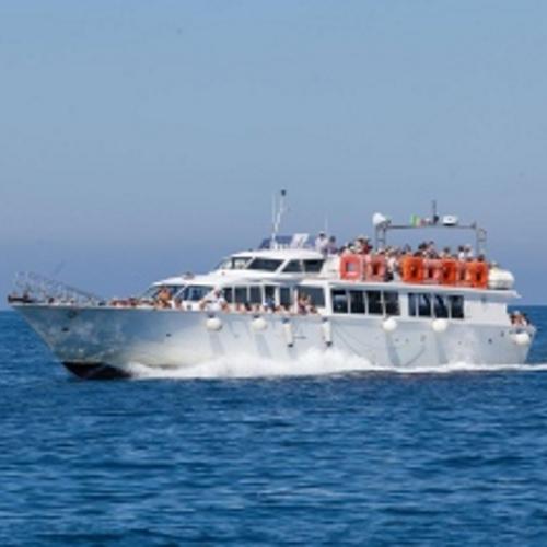boat cinque terre